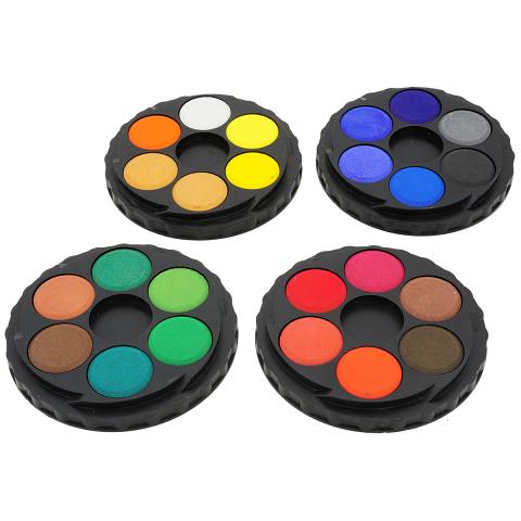 Koh-I-Noor Watercolour Discs 24's