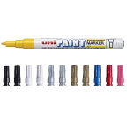 Uni Paint Markers Fine box of 12