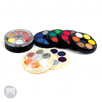 Water Colour Discs