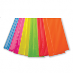 Crepe Paper Fluoro colours 12 pack