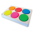 Paint Block Set Fluoro with Palette