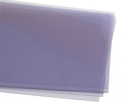 Acetate Sheet 0.5mm A3 10's Heavyweight