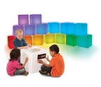 Educational Light Cube