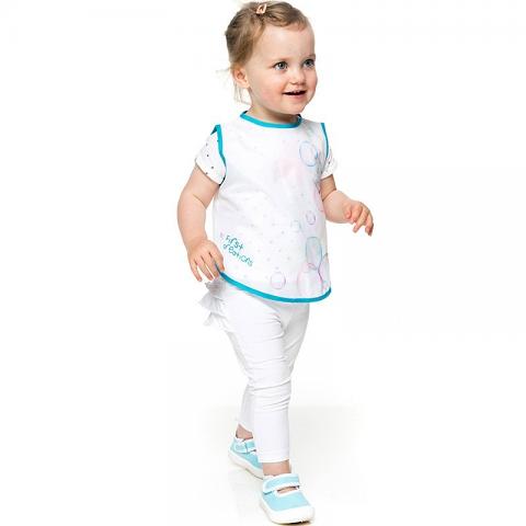 Toddler Smock - No Sleeves 1-3 years