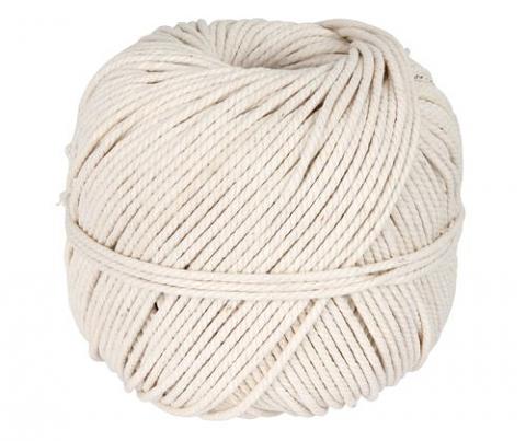 Cotton Twine 80m Roll