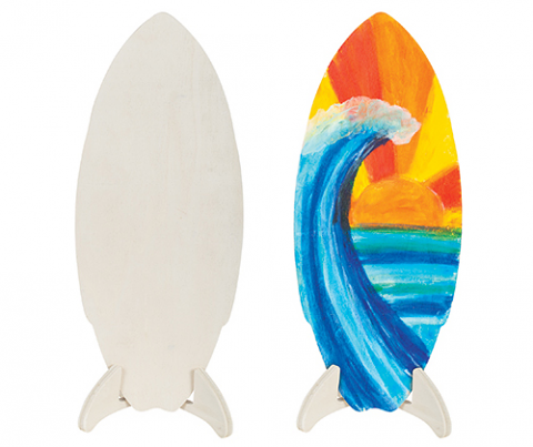 Surfboard with Stand 36cm