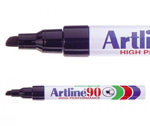 Artline 90 (Chisel Tip)