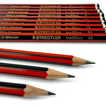 Staedtler Tradition Pencils