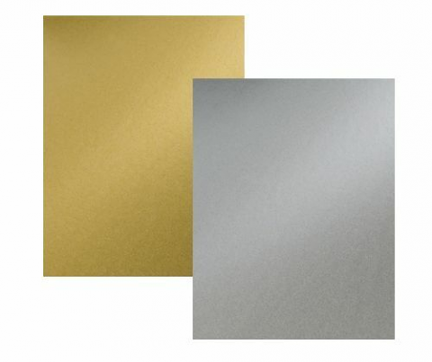 Double Sided Board Gold/Silver