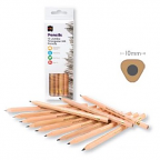 Jumbo Triangular Pencils HB