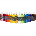Aquacryl Acrylic Student Paint 500ml