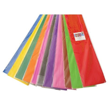 Crepe Paper 12 Pack Assorted