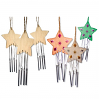 Star Wind Chime 10 pack