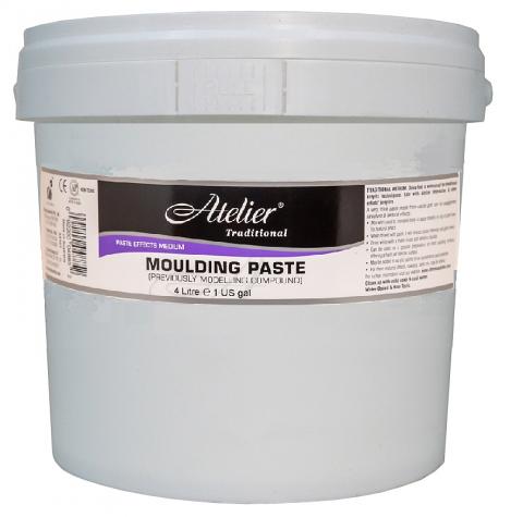Atelier Moulding Paste 4Litre