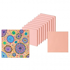 Terracotta Tiles 10cm x 10cm 10pack