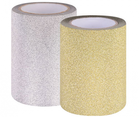 Glitter Ripper Adhesive Tape 10m x 75mm 2's