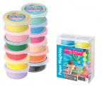 Paper Magiclay 240g Candy Colours 12's