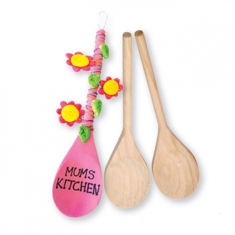 Wooden Spoons - 12 pack