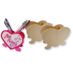 Heart Pencil Stand 10 pack