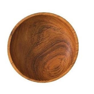 Wooden Bowls Round