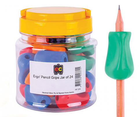 Pencil Grip Jar