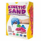 Kinetic Sand Coloured 2.5kg