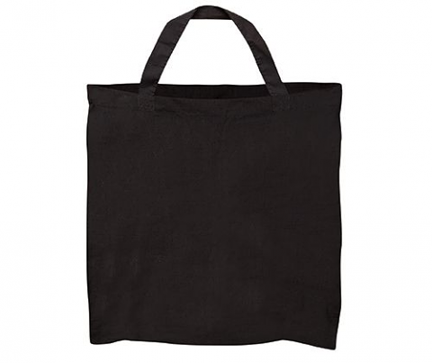 Black Cotton Bag 35 x 45cm 10's