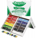 Crayola Coloured Pencil Classpack