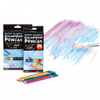 Micador Colourfun Water Soluble Pencils