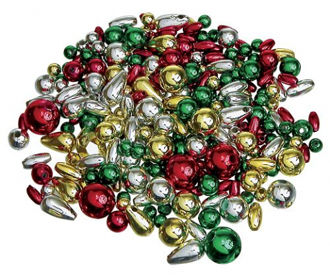 Pearl Mix 25g Christmas