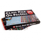 Oil Pastels Micador Classpack 432 Pack