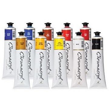 Chromacryl Student Acrylic 75ml
