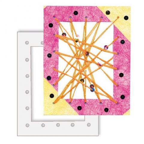 Cardboard Weaving Frames 10pack