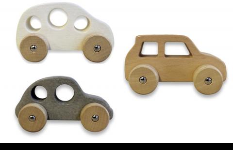 Discoveroo Chunky Cars (CDU Assortment of 6 Cars)