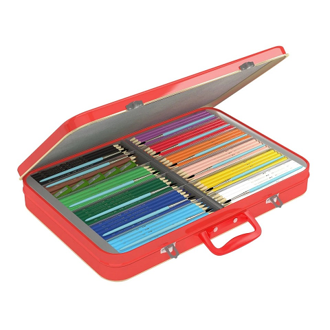 Faber Watercolour Pencils Tin 300