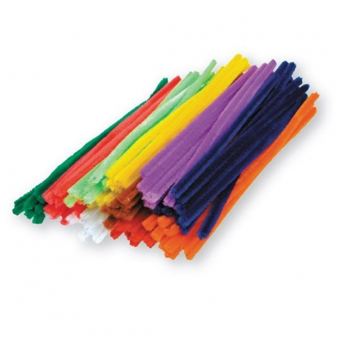 Pipecleaners Jumbo (Fluffy) 12mm